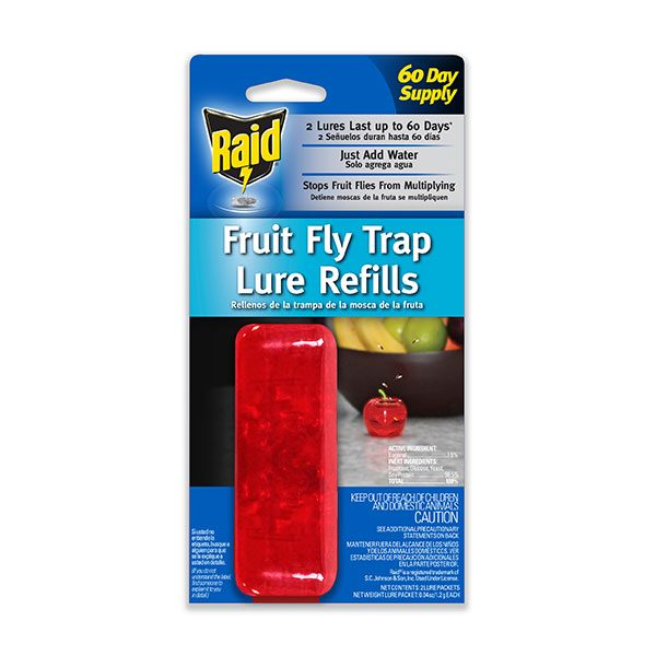 Fruit Fly Trap Refilles