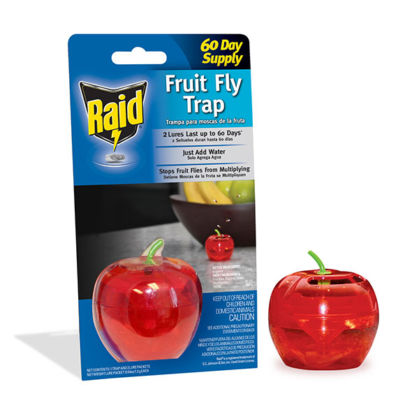 Raid Apple Fly Traps