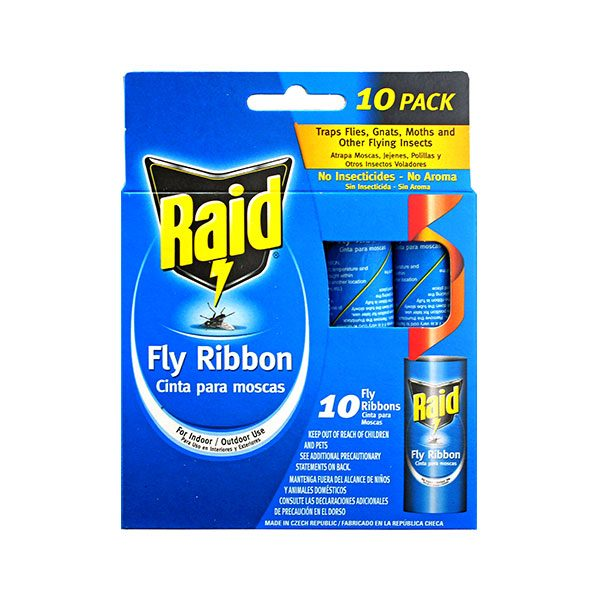 Raid Fly Ribbon