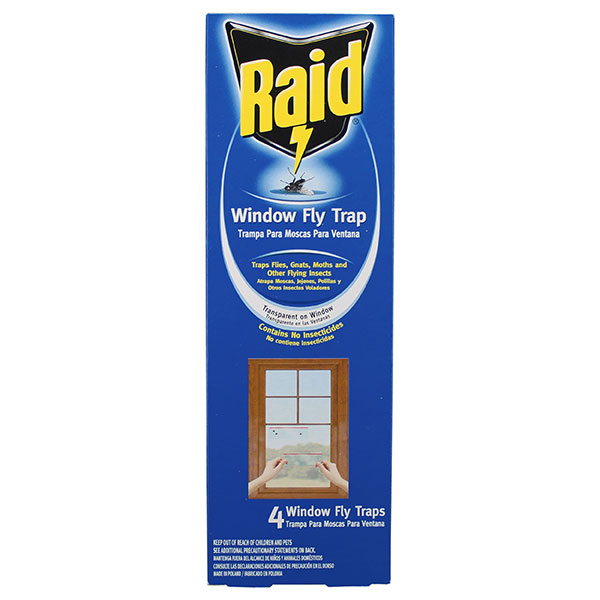 Raid Window Trap