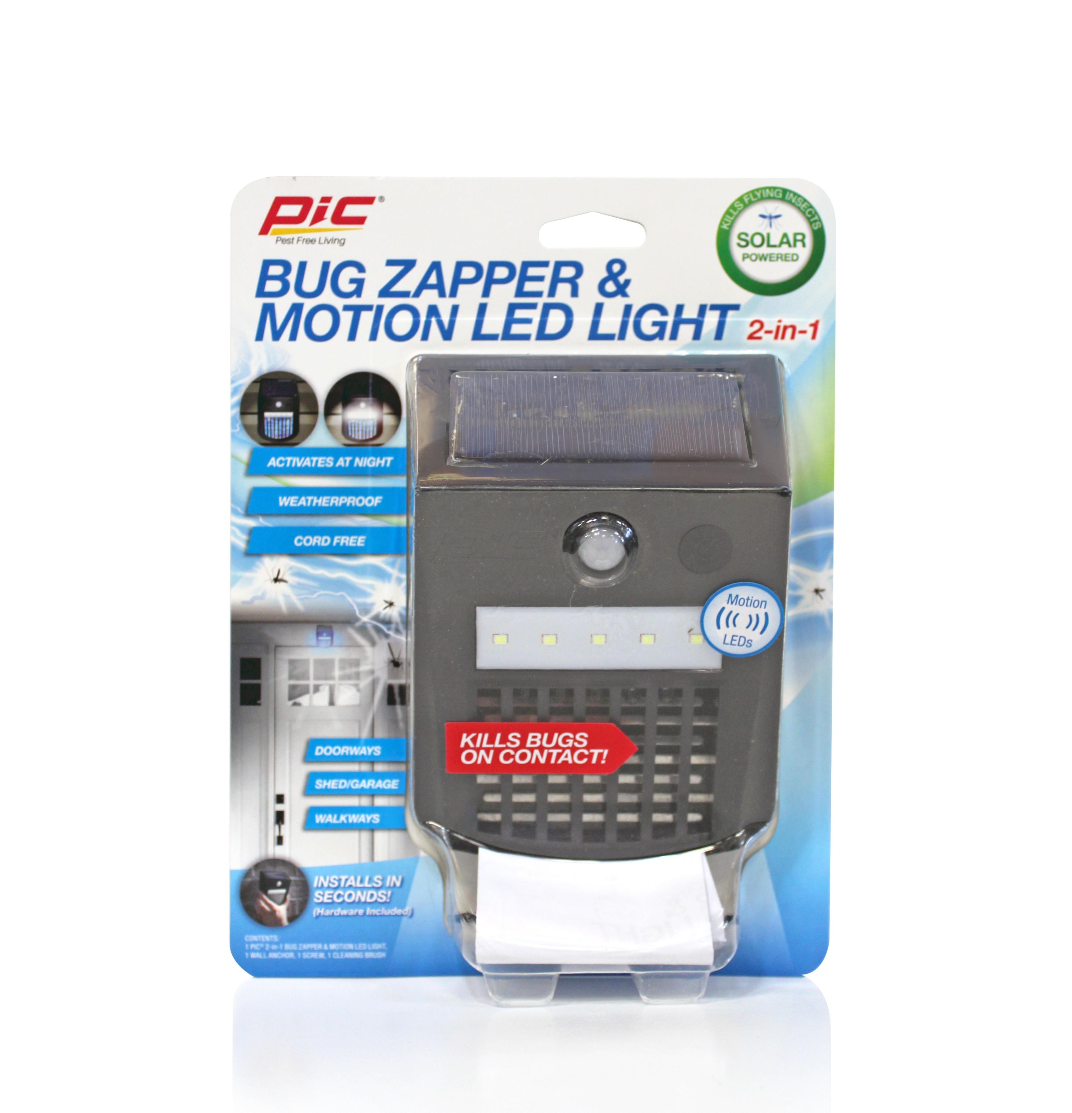 Powered Pest Control Products | Bug Zappers, Flying Traps